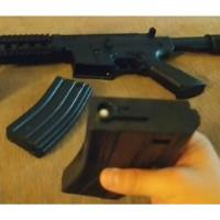 Airsoft Magazine Metal M16 M4 segunda mano  San Francisco