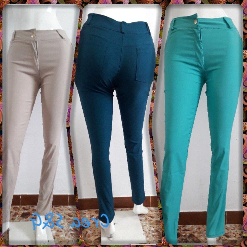 Venta De Pantalon Corte Alto 13 Articulos Usados